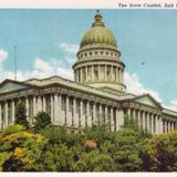 The State Capitol - Salt Lake City, Utah