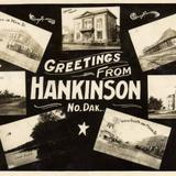 Various views from Hankinson - Hankinson, North Dakota